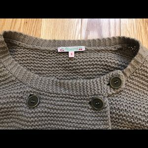 Bonpoint knitted coat